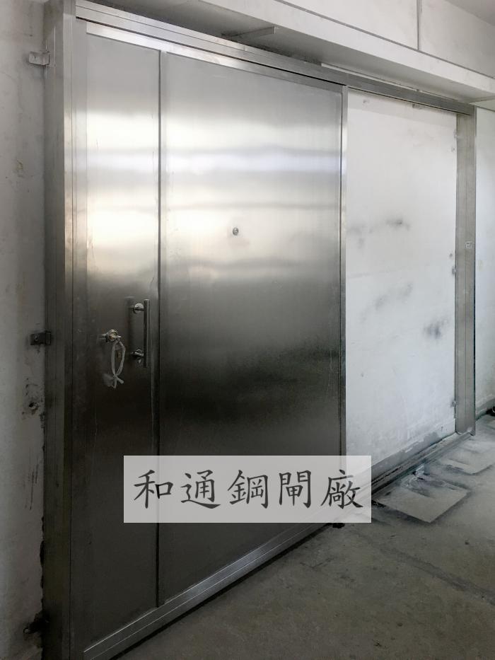 工廈密板鋼閘
